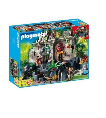 PLAYMOBIL® 4842 - Schatzjäger - Schatztempel mit Wächtern