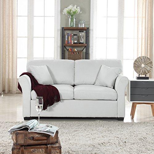 Divano Roma Furniture Classic Sofas, Beige