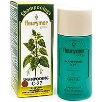 Fleurymer Champu AntiGrasa C-77 200ml Limpieza Suave y Profunda Tratamiento Seborrea Regulador de secreciones   Sin Parabenos Ingredientes Naturales  