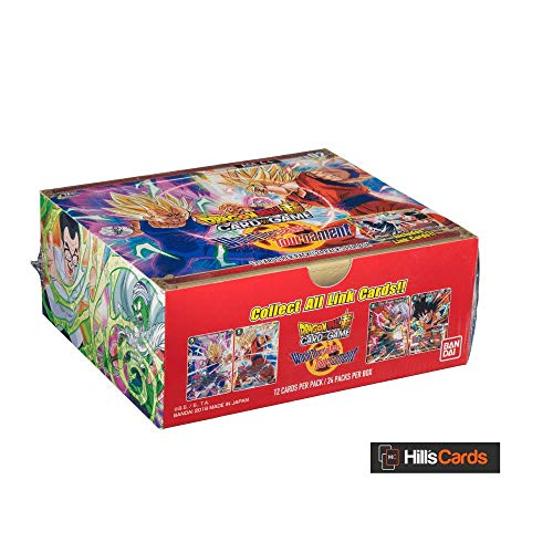 Bandai BCLDBBO1046 Dragon Ball Super CG: Torneo de Artes Marciales Temático Booster World