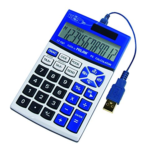 ミラン(MILAN)『電卓 USBカリキュレーター(B01964)』