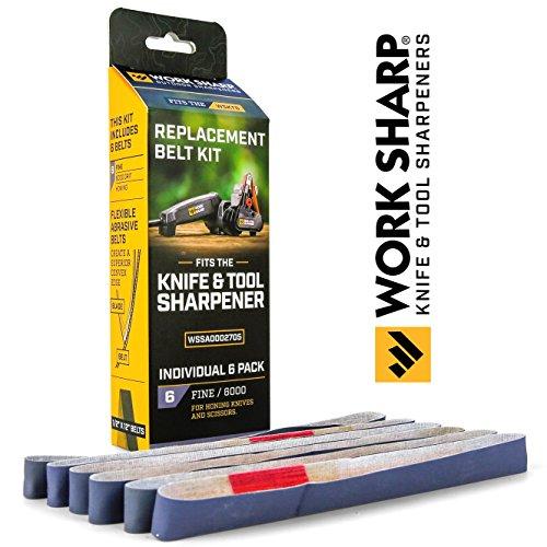 Worksharp WS2705 slijpmachine voor messen en gereedschappen