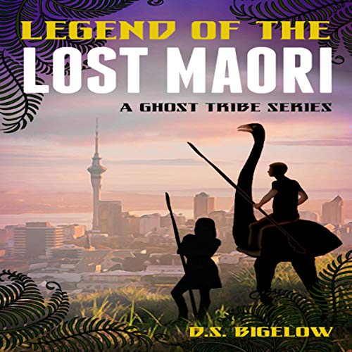 Legend of the Lost Maori  By  cover art