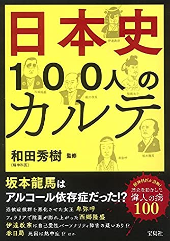 日本史100人のカルテ