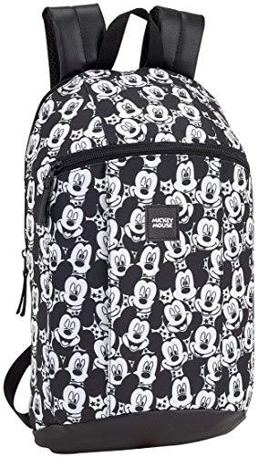 Safta: Mochilas de Minnie o Mickie Mouse de Varios tamaños  Junior  220x100x390mm