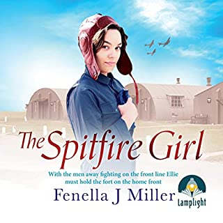 The Spitfire Girl                   Written by:                                                                                                                                 Fenella Miller                               Narrated by:                                                                                                                                 Sarah Ovens                      Length: 7 hrs and 44 mins     Not rated yet     Overall 0.0