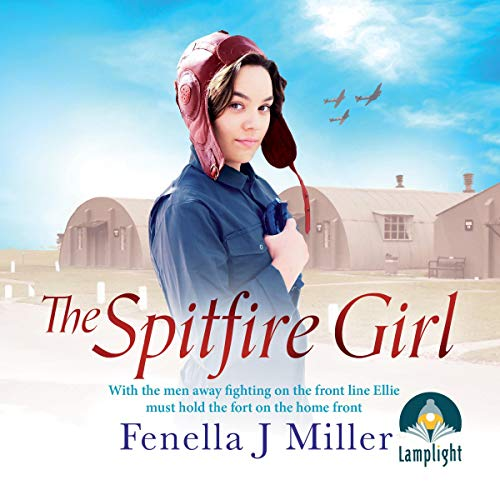 The Spitfire Girl cover art