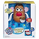 Potato Head E4763802mph Movin Labbra UK, Multicolore