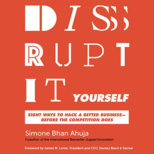 Couverture de Disrupt-It-Yourself