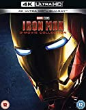 Iron Man Trilogy [Blu-ray]