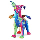 Disney Pixar Coco Day of The Death Spirit Enchanted Dante Alebrije 15 Inch Plush