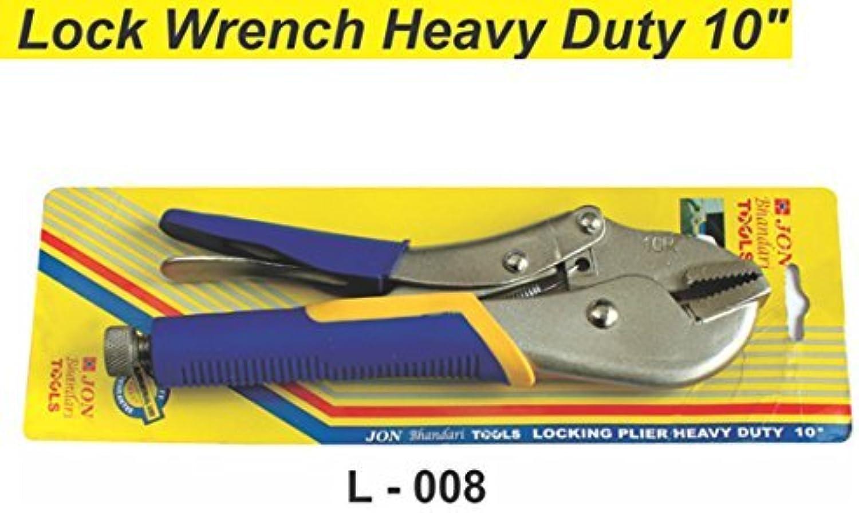 Tools Centre Jon Bhandari 10  Heavy Duty Duty Duty Lock Wrench L008 B01CY1OPJE | Für Ihre Wahl  187748