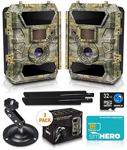 which is the best hd trail cameras in the world
