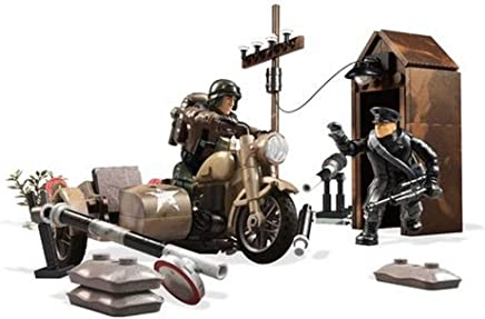 Mega Construx Call Of Duty Legends: Checkpoint Charge