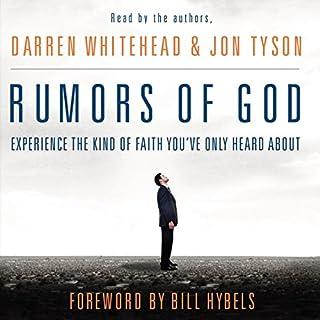 Rumors of God cover art