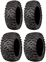 Full set of ITP Terracross R/T X-D 25x8-12 and 25x10-12 (6ply) ATV Tires (4)