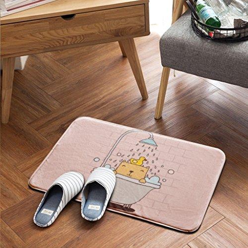 CKH carpet carpet carpet deur, huis, keuken, antislip pad (kleur: D)