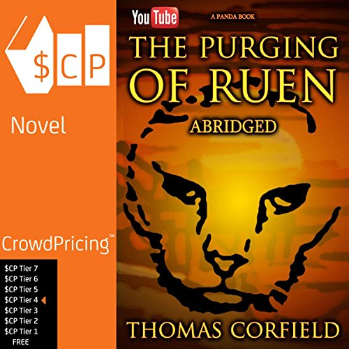 The Purging of Ruen audiobook cover art