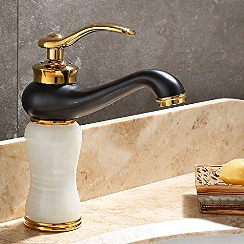 Wasserhahn Wasserhahn Wasserhahn Becken Wasserhahn Kupfer Schwarz Altes Gold Becken Heie Und Kalte Wasserhahn Antik Unter Becken Wasserhahn H