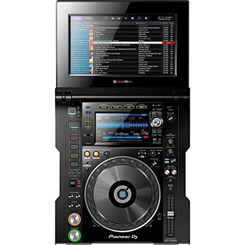 Pioneer cdj-tour1Tour System Multi-Player-mit ausklappbaren Touchscreen