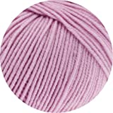 Lana Grossa Cool Wool 580 - helles Flieder