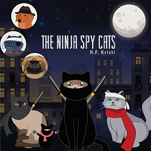 Ninja Spy Cats  By  cover art