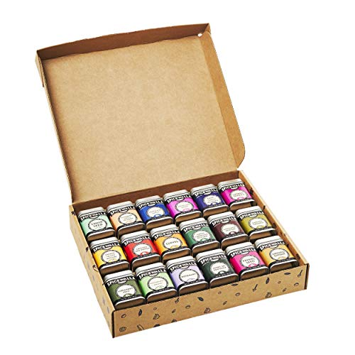 Spicewalla Kitchen Essentials Spices and Seasonings Set | 18 Spices Gift Set...