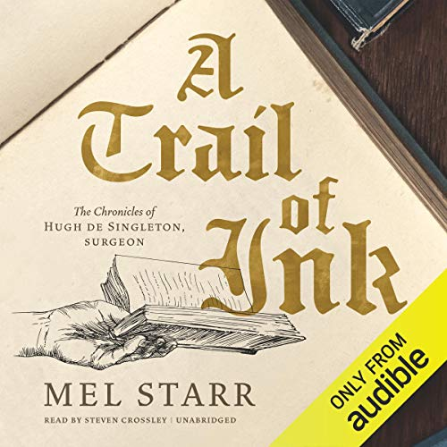A Trail of Ink audiobook cover art