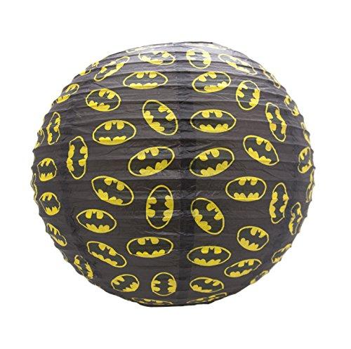 Groovy DC Comics Batman Logo Abat Jour Papier