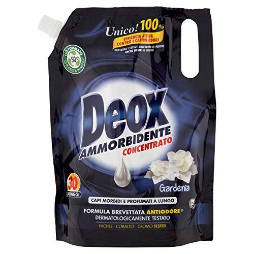 Deox Ammorbidente Concentrato Gardenia, Ecoformato, 750ml