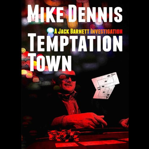 Temptation Town audiobook cover art