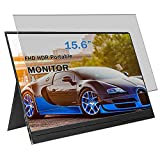 Puccy Privacy Screen Protector Film, compatible with Virzen 15.6' monitor display Anti Spy TPU Guard ( Not Tempered Glass Protectors )
