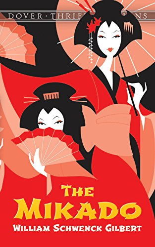 The Mikado (Dover Thrift Editions) (English Edition)
