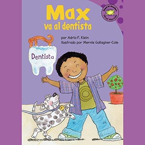 Max va al dentista / Max Goes to the Dentist audiobook cover art