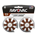 Best Rayovac Hearing Aid Batteries - Rayovac Hearing Aid Batteries Size 312 for Advanced Review