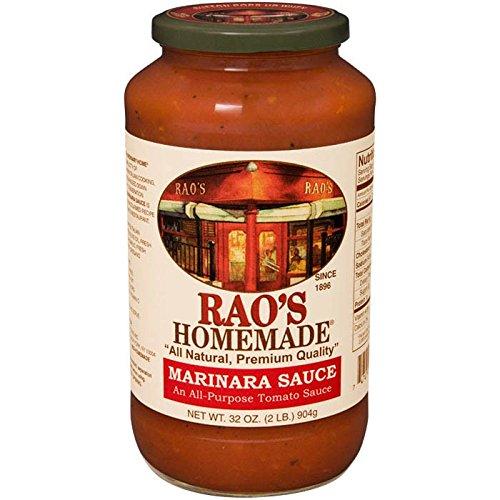 Rao's Homemade All Natural Marinara Sauce - 32 oz (4 Pack)