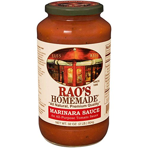 Rao's Homemade All Natural Marinara Sauce - 32 oz (4 Pack)