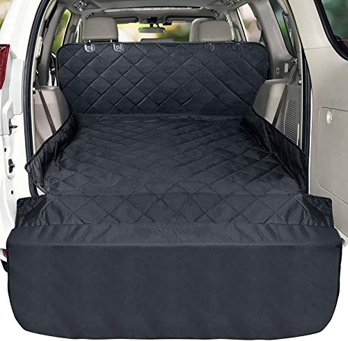 Cargo Liner, Veckle Large SUV Cargo Liner for Dogs Water Resistant Dog Seat...