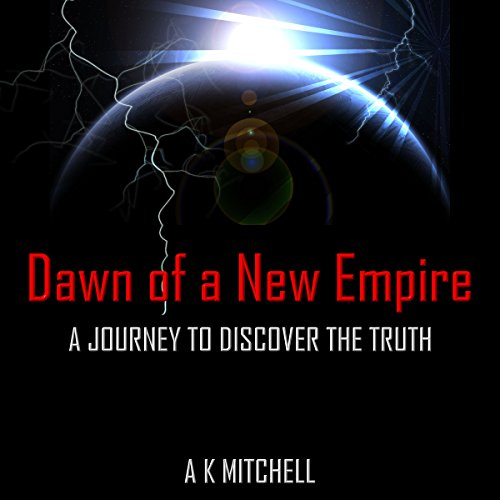 Dawn of a New Empire audiobook cover art