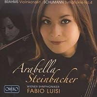 Violinkonzert Op. 77; Symphoni by BRAHMS / SCHUMANN (2011-03-29)
