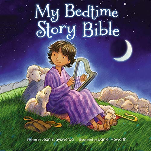 My Bedtime Story Bible audiobook cover art