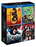 Blu-Ray - Dc Movies Boxset (4 Blu-Ray) (1 Blu-ray)