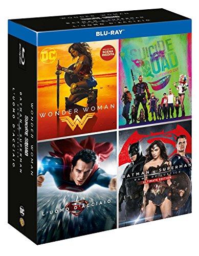 Dc 4 Movies (Box 4 Br)