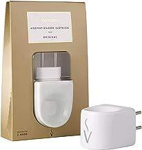 Aromatizador de Ambiente Via Aroma Difusor Elétrico Porcelana