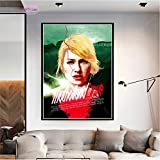Poster Mulholland Drive No1 Giclée Japan Anime Comic Film