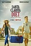 Poster Santa Clarita Diet Movie 70 X 45 cm