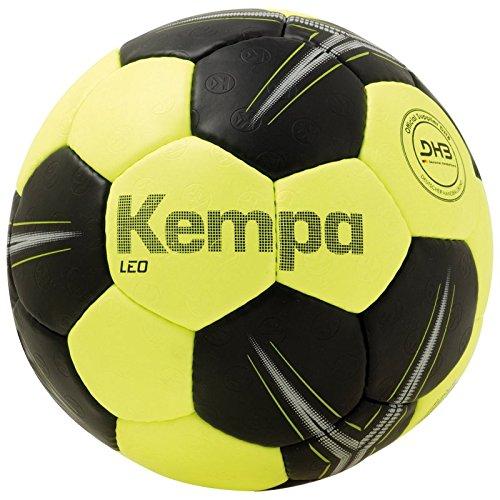 Kempa Leo Handball, Fluo Gelb/Schwarz, One Size