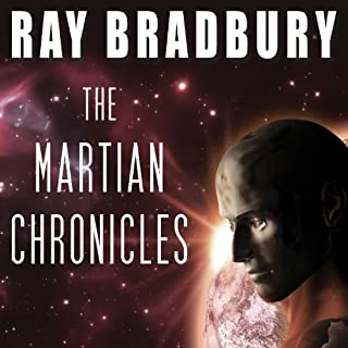 The Martian Chronicles Titelbild