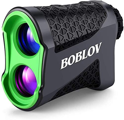 BOBLOV Slope Golf Rangefinder, Rangefinders,...