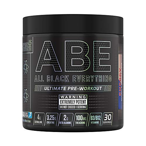 Applied Nutrition ABE (All Black Everything) 315 g energie